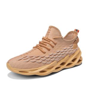 sports students fashion running spring and autumn new running leisure new dad students Korean version of men's shoes