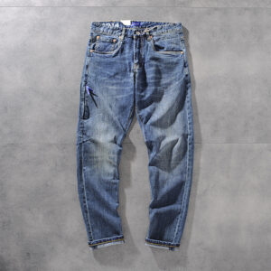 DEESMANC and CO autumn/winter new American wash made old men's jeans young men's trousers 355