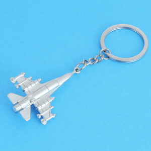 Gifts around the aviation industry Travel souvenirs Fighter model aircraft key fods pendant spot wholesale