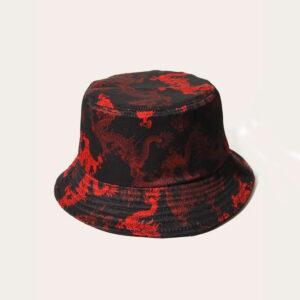 Fisherman hat men's summer spring basin hat fisherman hat sun protection sun hat UV students casual solid color hip-hop hat