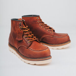 1907 Good special workwear boots Taiwan Taiqing cowhide retro men's and women's crazy horse leather shoes