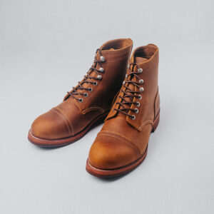 Amey 8111 head layer cowhide American vintage leather desert boot Martin boot locomotive