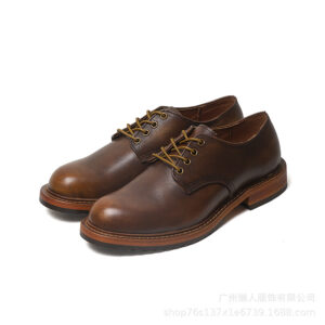 men's shoes spring new men's low-gang casual trend shoes Korean version of the trend American retro
