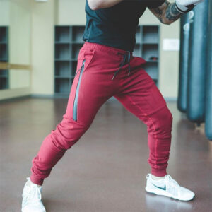 Muscle Brothers New Pants Men's Sports Outdoor Casual Sweatpants Fashion Trend Fitness Pants