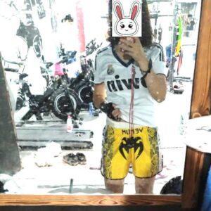 Muay Thai shorts men's boxing loose combat martial arts running sports fitness training fight MMA fight pants