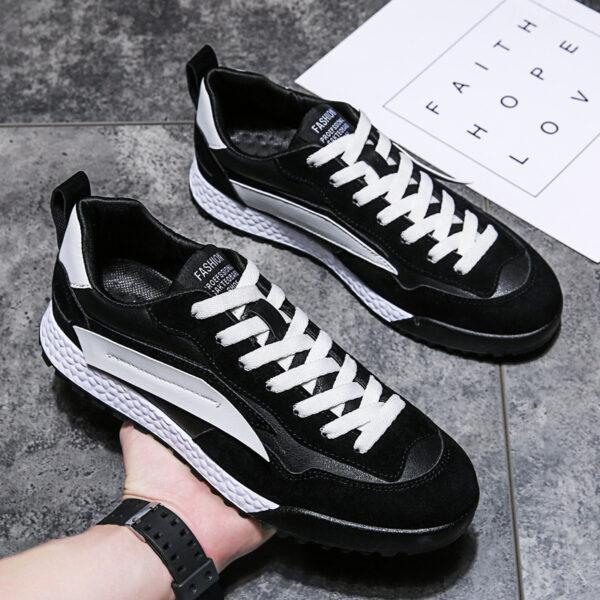 Men's shoes new summer Forrest Gump shoes Korean version of the trend sneakers male student casual dad shoes men